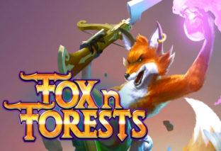 Fox n Forests: il platform a 16-bit arriverà il 17 maggio su Nintendo Switch!