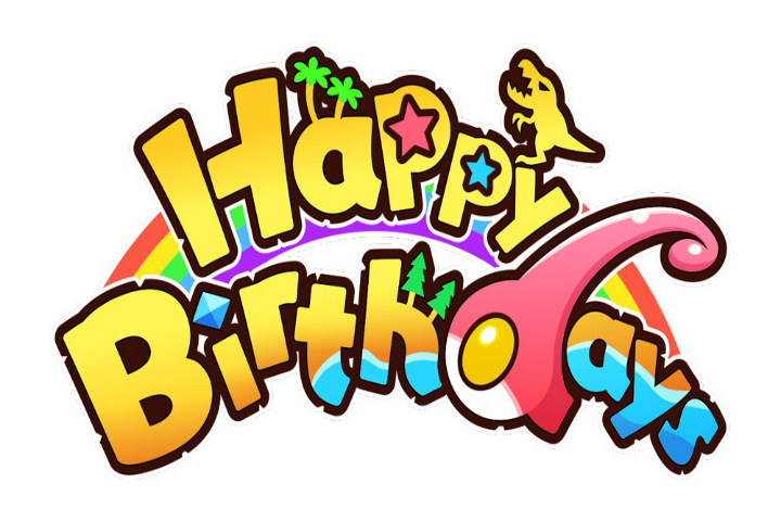 Happy Birthdays uscirà quest'estate anche in Europa per Nintendo Switch!