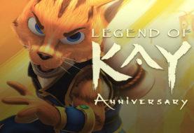 Legend of Kay Anniversary confermato per Nintendo Switch!