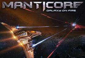 Lo space action Manticore - Galaxy on Fire arriverà su Nintendo Switch a marzo!