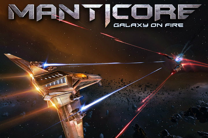 Lo space action Manticore – Galaxy on Fire arriverà su Nintendo Switch a marzo!