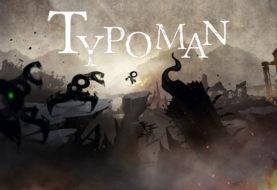 Typoman in arrivo il 22 febbraio su Nintendo Switch!