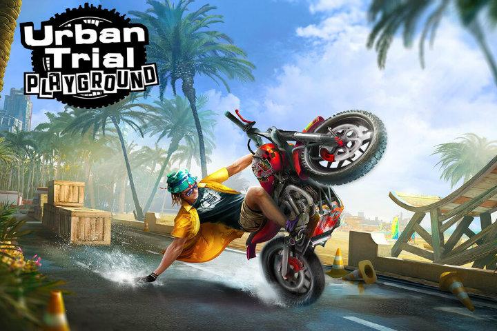 Urban Trial Playground uscirà il 5 aprile in esclusiva su Nintendo Switch!