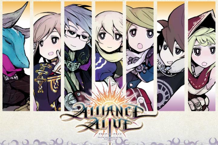 Annunciato The Alliance Alive HD Remaster per Ps4, Switch e PC