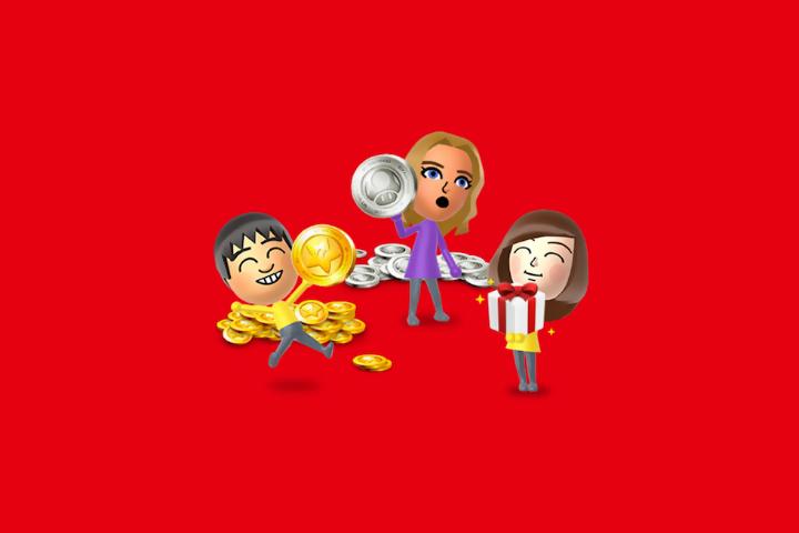 My Nintendo si aggiorna con i premi di Marzo