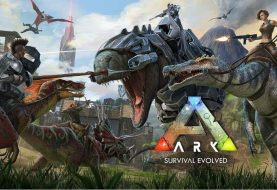 Ark Survival Evolved annunciato per Nintendo Switch