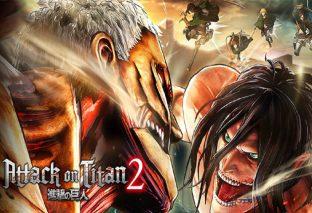 Attack On Titan 2: mostrato il filmato d'apertura!