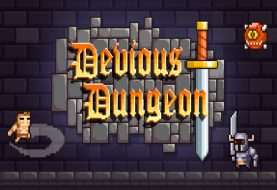 L'avventura medievale Devious Dungeon in arrivo il 30 marzo su Nintendo Switch!