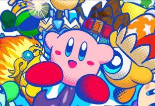 Trailer di lancio per Kirby Star Allies
