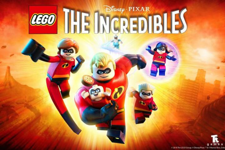 LEGO Gli Incredibili si mostra in 22 minuti di gameplay