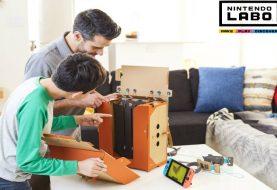 Nintendo Labo: ecco cosa ne pensano genitori e figli!