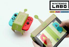Nintendo Labo: come montare la macchinina radiocomandata!
