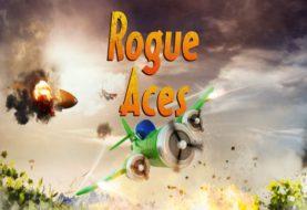 Rogue Aces e le sue lotte aeree arriveranno il 12 aprile su Nintendo Switch!
