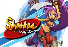 Shantae and the Pirate's Curse arriverà il 20 marzo su Nintendo Switch!