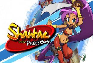 Shantae and the Pirate's Curse arriverà il 20 marzo su Nintendo Switch!
