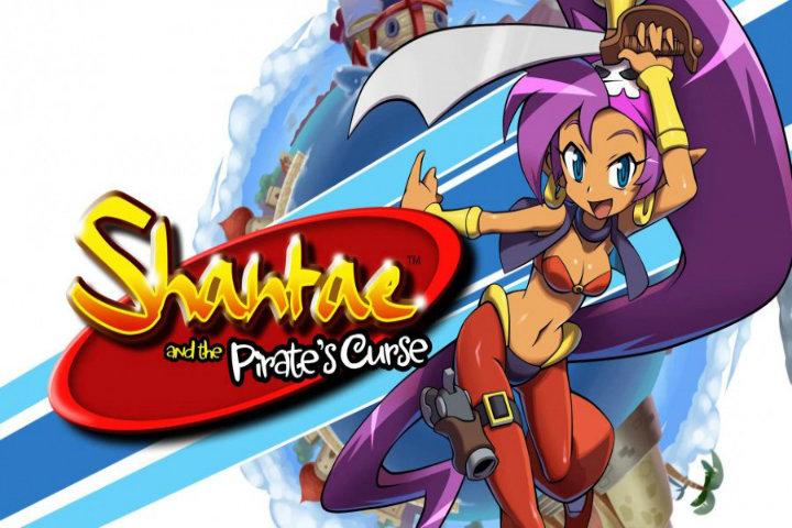Shantae and the Pirate'™s Curse arriverà il 20 marzo su Nintendo Switch!
