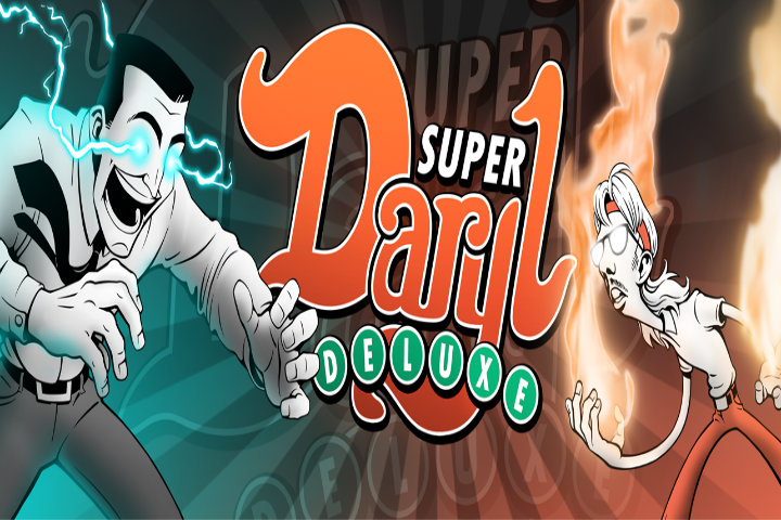 L' RPGvania Super Daryl Deluxe uscirà il 10 aprile su Nintendo Switch, Steam e PlayStation 4!