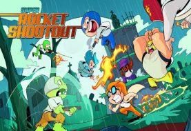 Lo sparatutto d'azione Super Rocket Shootout arriverà il 5 aprile su Nintendo Switch!