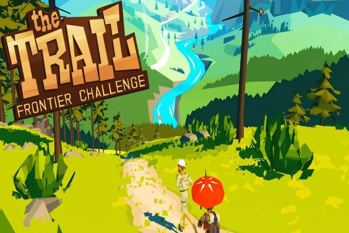 The Trail Frontier Challenge è disponibile sull'eShop di Nintendo Switch!