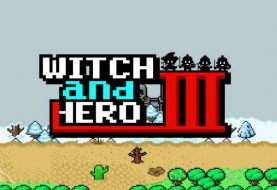 Witch and Hero 3 arriverà in Europa il 15 marzo su Nintendo 3DS!