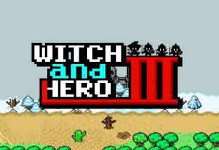 Witch and Hero 3 arriverà in Europa il 15 marzo su Nintendo 3DS!