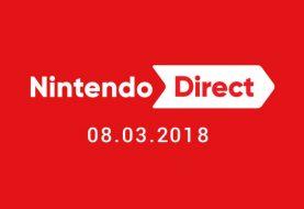 Nintendo Direct di marzo: ecco la lista di tutti gli annunci!
