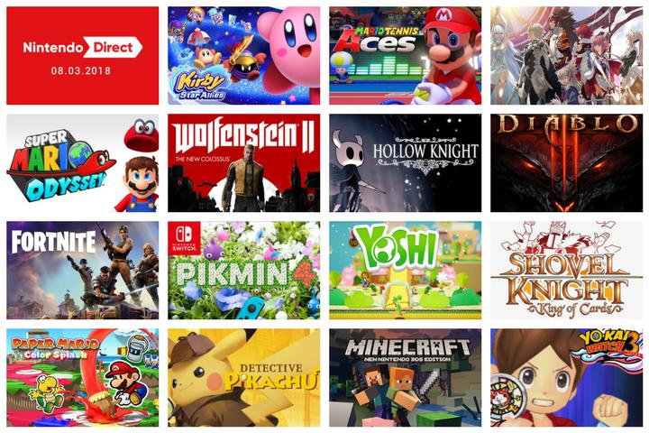 Nintendo Direct: segui con noi la diretta streaming di oggi!