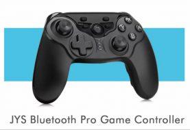 Aggiornamento firmware controller pro JYS-NS126 per Nintendo Switch - Guida