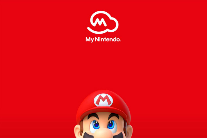 Aggiornamento My Nintendo di metà Maggio