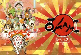 Trailer di annuncio per Okami HD su Switch
