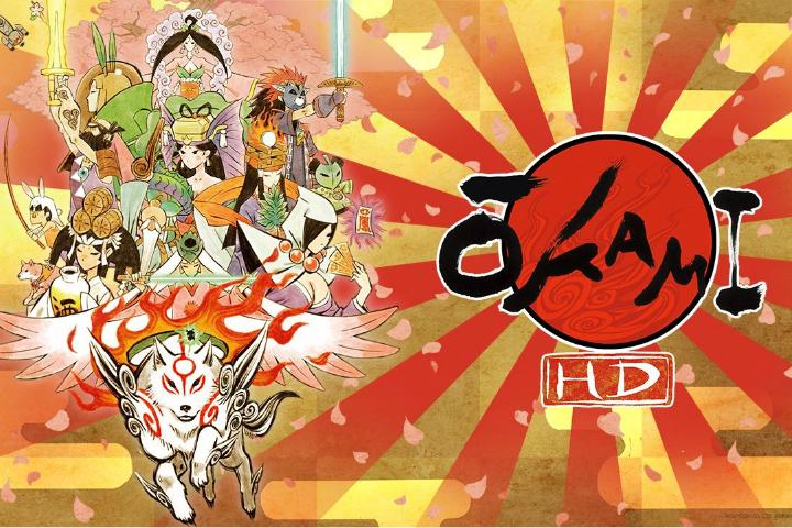 Trailer di annuncio per Okami HD su Switch