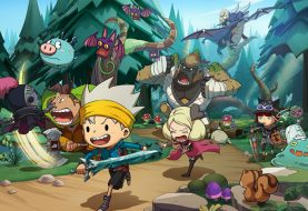 Primo trailer per The Snack World Trejarsers Gold