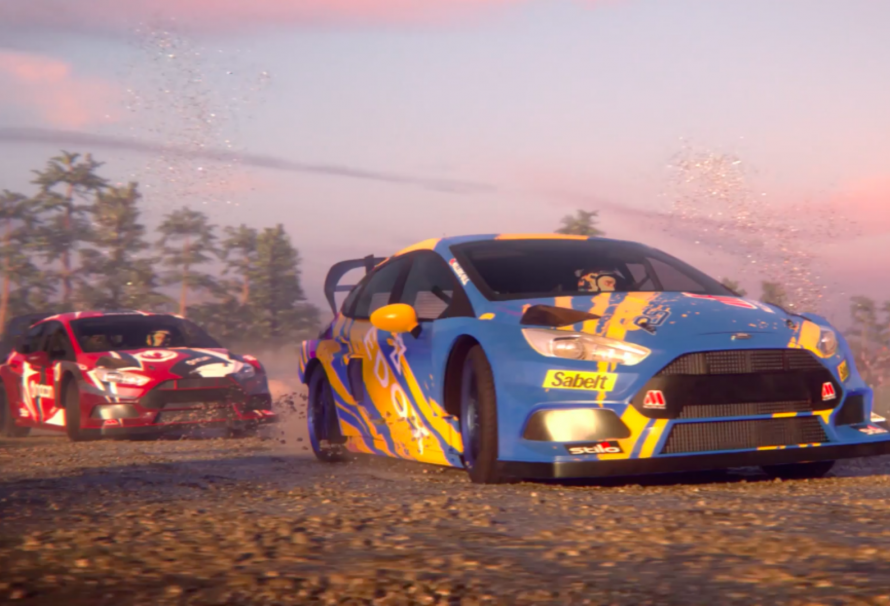 Annunciato V-Rally 4