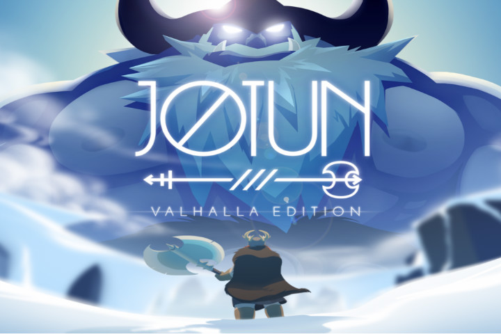 La mitologia nordica di Jotun: Valhalla Edition sbarcherà il 27 aprile su Nintendo Switch!