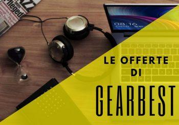 Le offerte di GearBest 2018 - Settimana 16