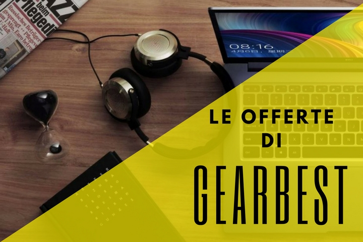 Le offerte di GearBest 2018 – Settimana 19
