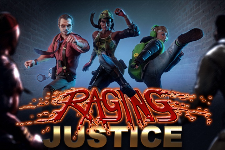 Il beat 'em up Raging Justice arriverà l'8 maggio su Nintendo Switch!