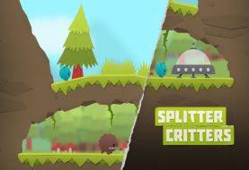 Il puzzle non convenzionale Splitter Critters arriverà il 15 maggio su Nintendo Switch!