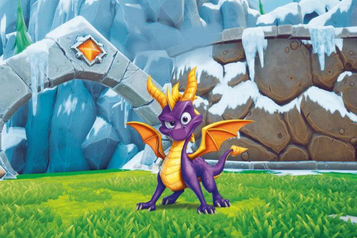 Le versione Switch della Spyro Reignited Trilogy è finalmente realtà