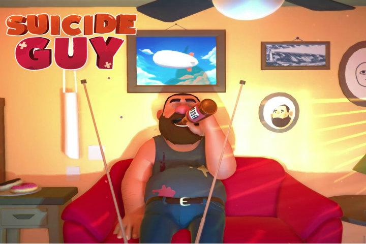 Suicide Guy ariverà a maggio su Nintendo Switch!