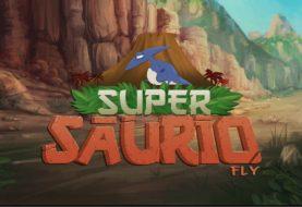 Il platform indie Super Saurio Fly arriverà il 28 aprile su Nintendo Switch!