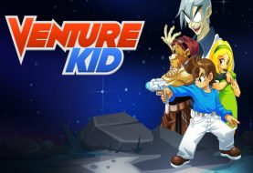 Annunciato il retro platform Venture Kid per Nintendo Switch e Steam!