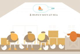 Le barbute avventure di Burly Men at Sea approderanno il 12 aprile su Nintendo Switch!
