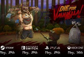 Il nordico Die for Valhalla arriverà il 29 maggio su Nintendo Switch!