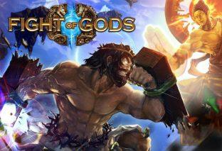 Fight Of Gods: il picchiaduro divino arriverà il 18 gennaio su Nintendo Switch!