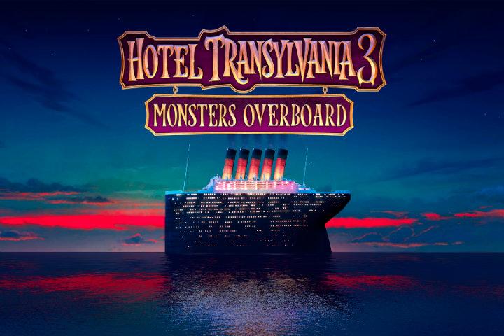 Hotel Transylvania 3: Mostri in mare – In arrivo a luglio