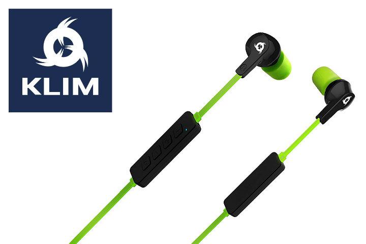 KLIM Pulse – Auricolari Bluetooth per Sport e Gaming – Recensione