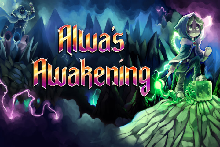 Alwa's Awakening: l'avventura 8-bit uscirà quest'estate su Nintendo Switch!