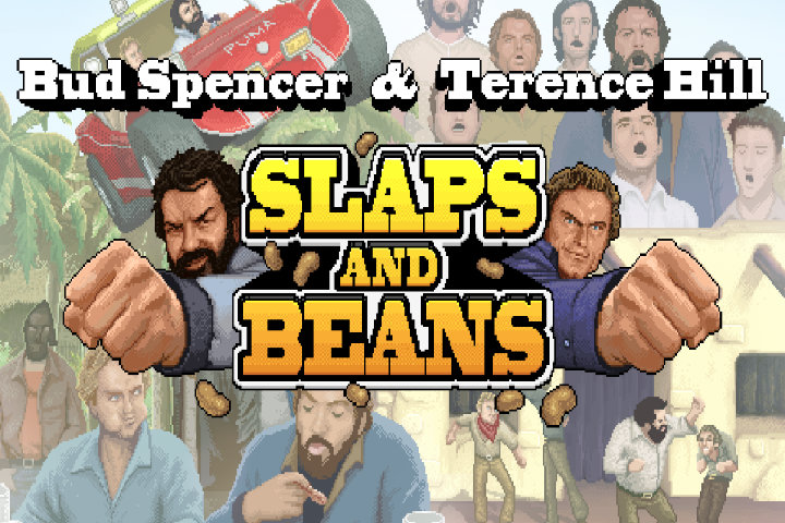 Bud Spencer & Terence Hill – Slaps And Beans arriverà il 24 luglio su Nintendo Switch!