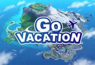 Go Vacation è in arrivo su Nintendo Switch